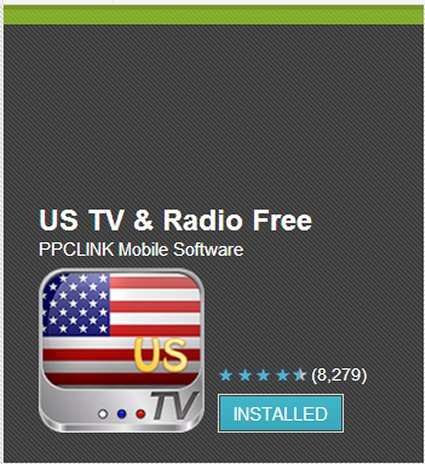 us tv  radio free app