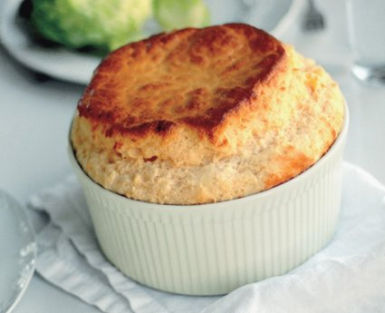 National Cheese Soufflé Day - Today is National Cheese Soufflé Day!
