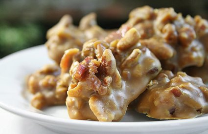 Pralines now come in many flavors and include several different types ...