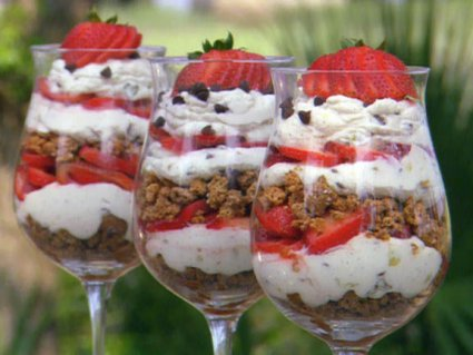 ... Harter's Blog: National Strawberry Parfait Day, In the News, and Enjoy
