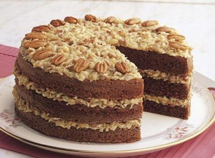 german chocolate cake from scratch david louis harter s german chocolate cake day in 4483